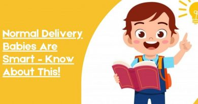 Normal Delivery Babies Are Smart